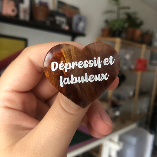 [Masculin + Inclusif] Broche