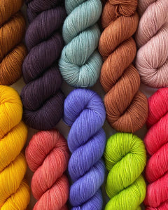 20 Mini-Skein Set: Entire Italy Collection