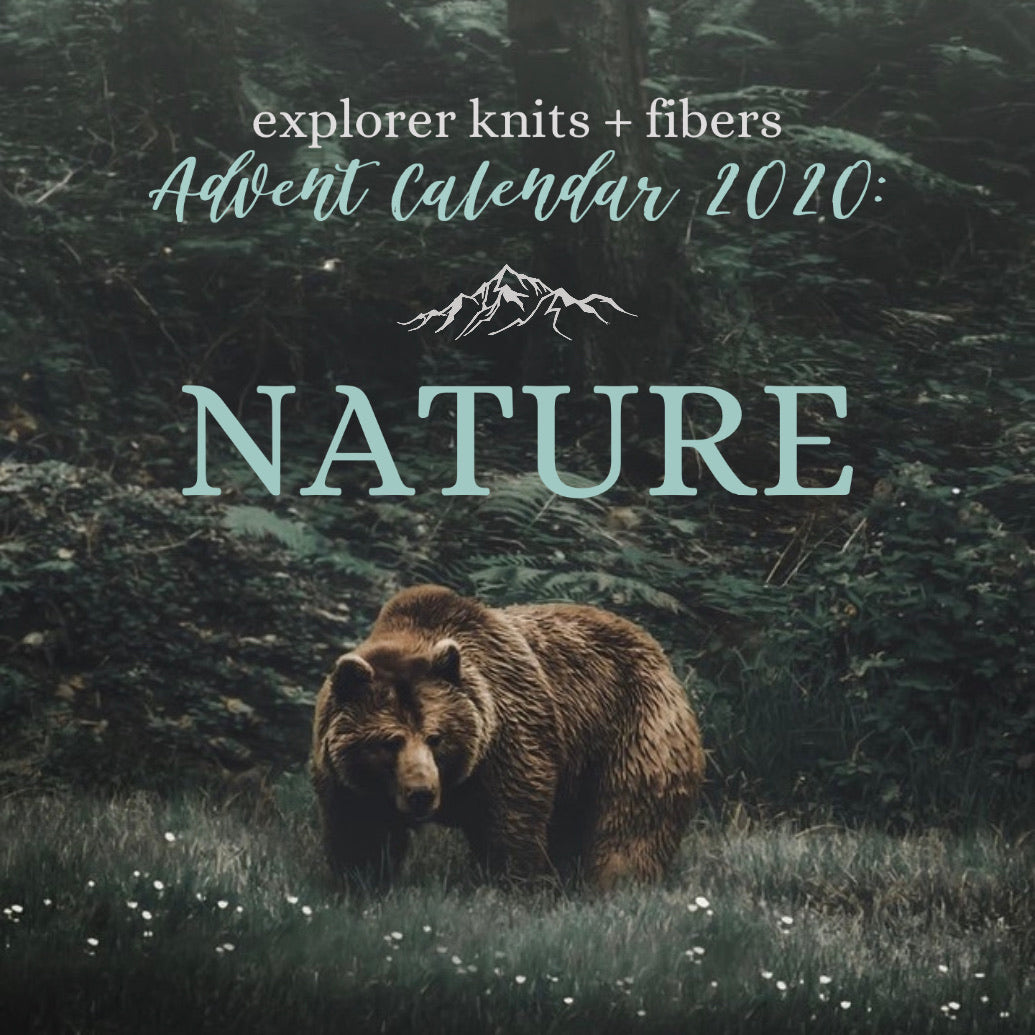 ADVENT CALENDAR 2020: NATURE
