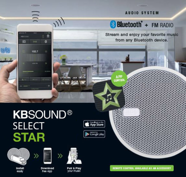 KB Sound Select Star