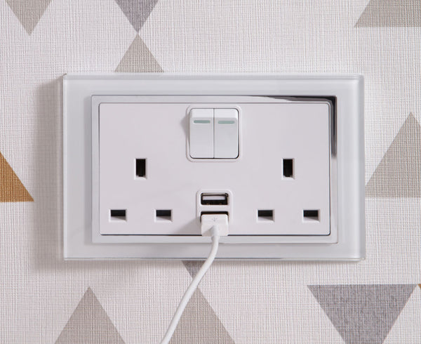 USB Socket Outlets For Home Extension Ideas