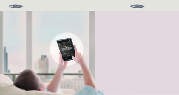 KB Sound Select Star Bathroom Ceiling Speaker System