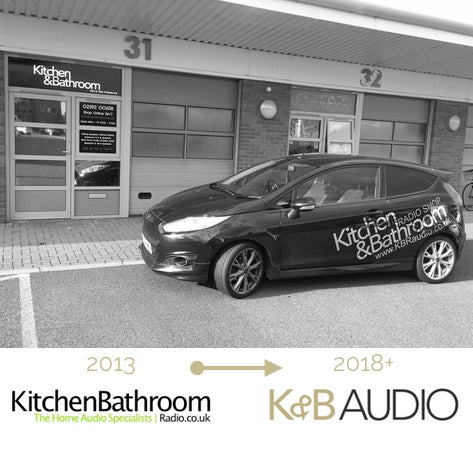 A Brief History Of K&B Audio