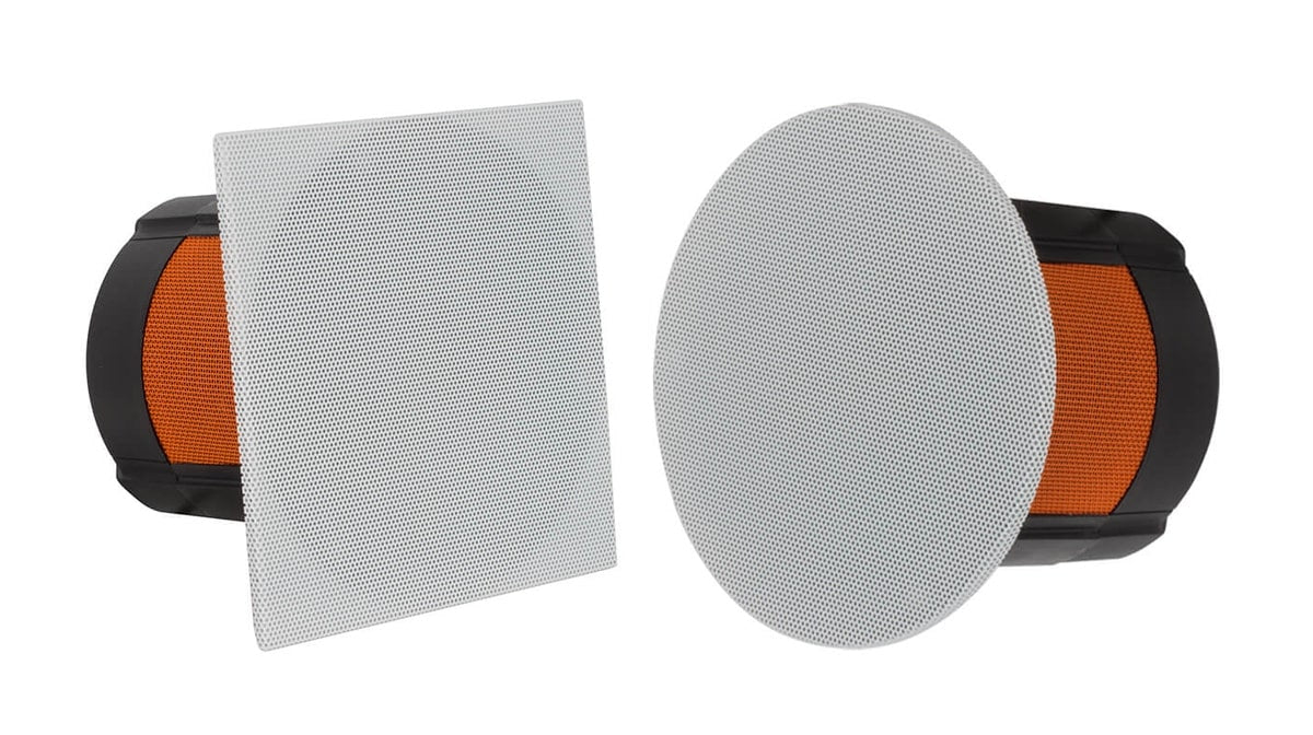 Ceiling Speaker Shapes