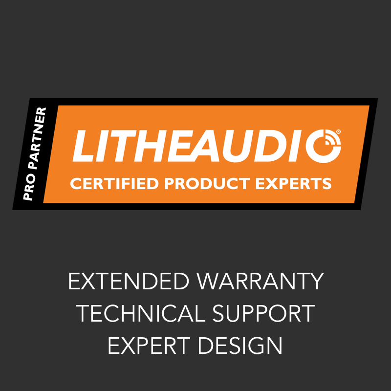 K&B Audio are Lithe Audio Pro Experts