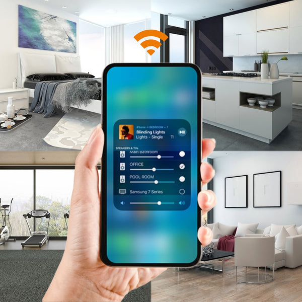 Works With Airplay2 For Multiroom Audio