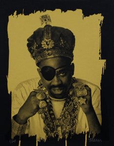 Slick Rick, New York City, 1990