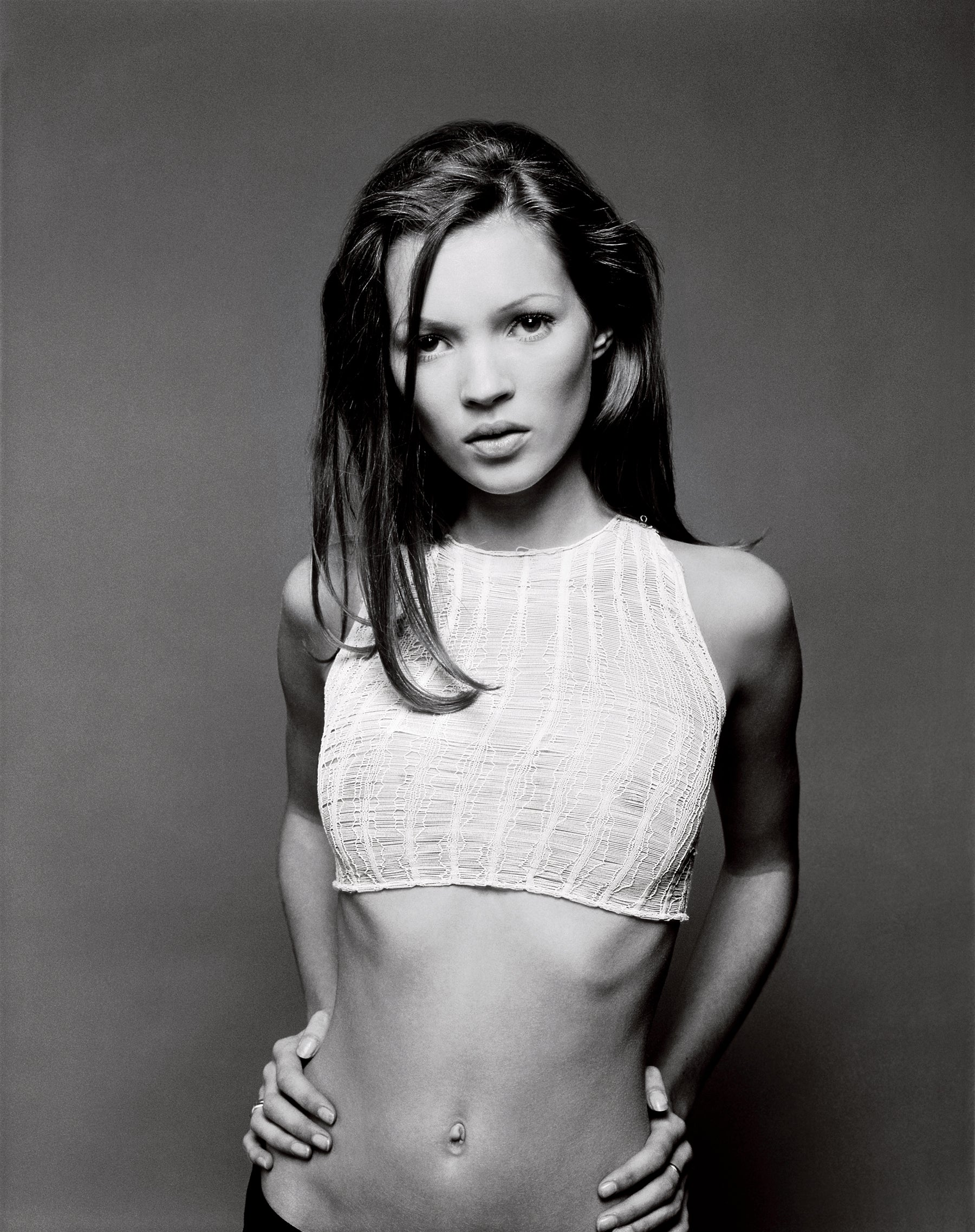 Kate Moss, West Village New York 1992