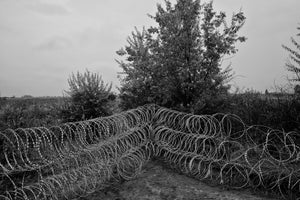 Hungarian Border Fence