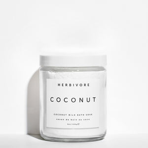 Coconut Milk Bath Soak 226g