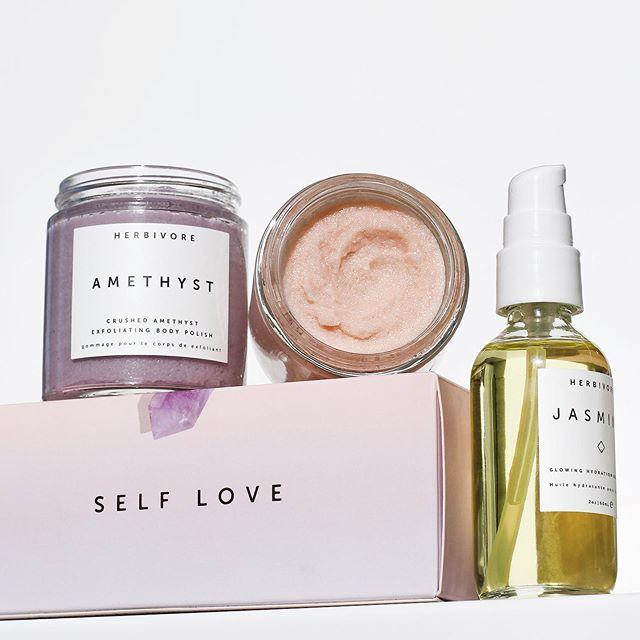 Self Love Body Ritual Kit