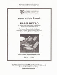 Paris Metro (Digital Copy)