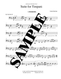 Suite for Timpani (Digital Copy)
