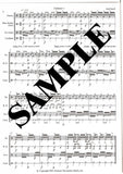 10 Percussion Cadences for Middle/Jr. High Book 1
