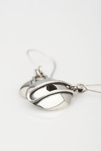 Quarry sterling silver earrings
