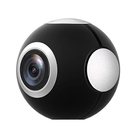 HD Panoramic 360 Mini Camera For Android OS, Wide Dual Angle Fish Eye Lens