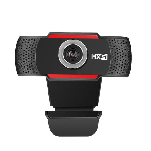 1080P Streaming Camera, Built-In Sound-Absorbing Microphone