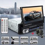 "Car DVD Player 7"" Touch Screen HD + GPS Navigation"