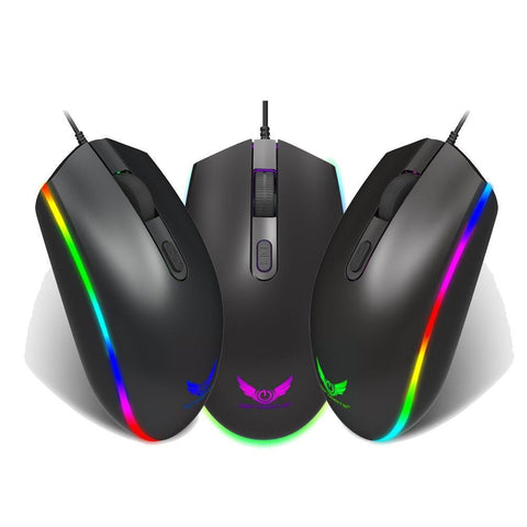 1600DPI USB Gaming Mouse