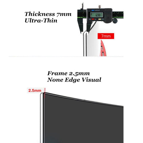 23.8 inch, Ultra Thin, Curved Widescreen LCD Gaming Monitor, 2ms Response
