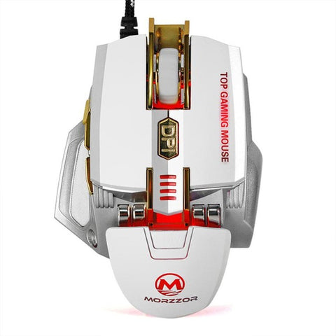 4000 DPI Mechanical USB Gaming Mouse
