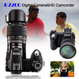 33MP Professional Digital Camera, Auto Focus&Wide Angle Lens
