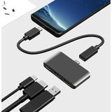USB C Hub to HDMI For Samsung Galaxy S8/S9&Nintendo