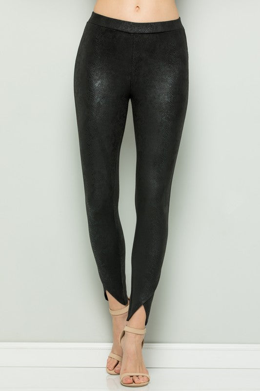 Slither Here Leggings