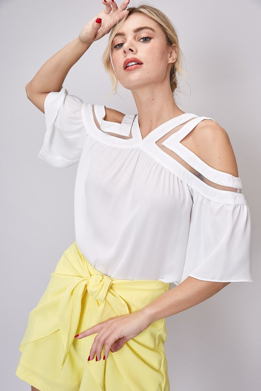 Lindy Blouse