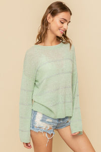Cool Breeze Sweater