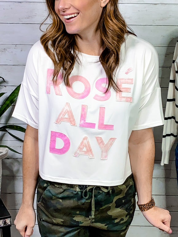 Rose All Day Crop
