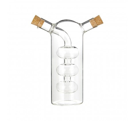 Oil And Vinegar Glass Bottle