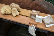 Handmade Oak Bath Tray