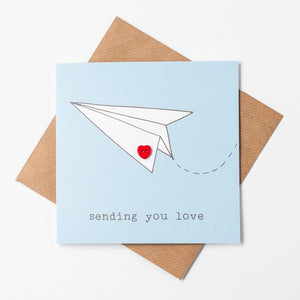 LPM Sending you Love Card