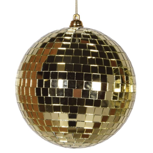 Disco Ball - Gold