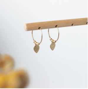 Poheme Leaves Earrings