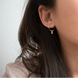 Poheme Moon Earrings