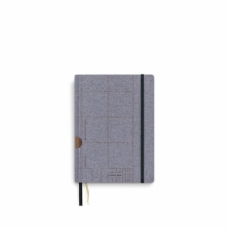 Travel Journal A6 linen