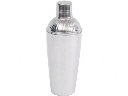 fabrizio nickel cocktail shaker