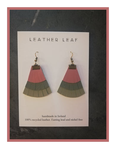 Leather Leaf - Hazel