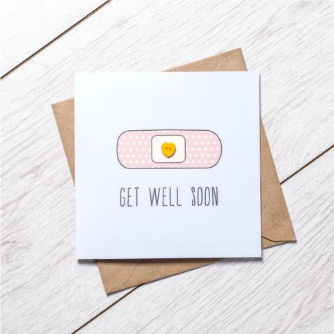 LPM Card - Get Well Soon
