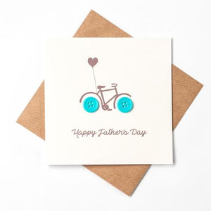 LPM Father's Day Bike Card