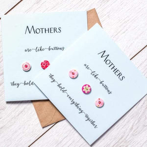 LPM Mother's Day Buttons Card