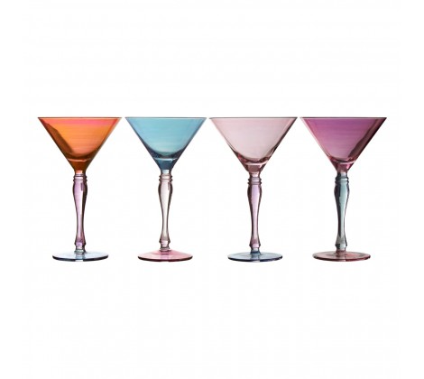 Aurora Cocktail Glasses