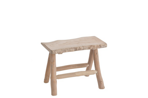 Stool Brut Wood Natural