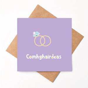 LPM Engagement Card - Irish