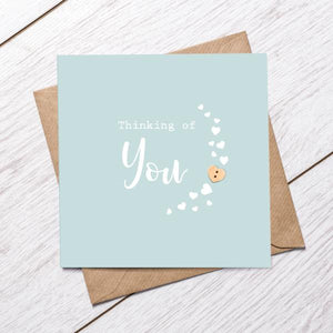 LPM Thinking of you card