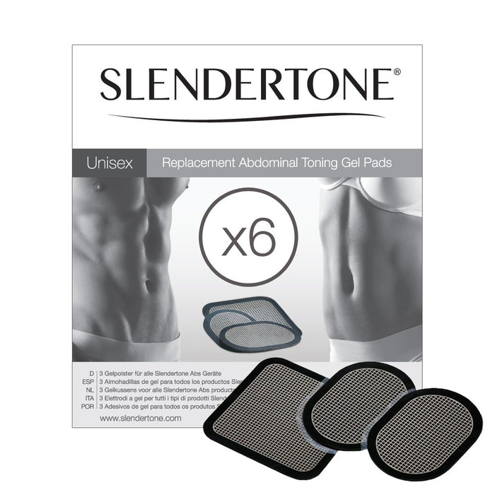 Ab Toning Belt Gel Pads - 1 to 12 packs