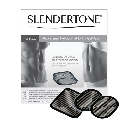 Ab Toning Belt Gel Pads