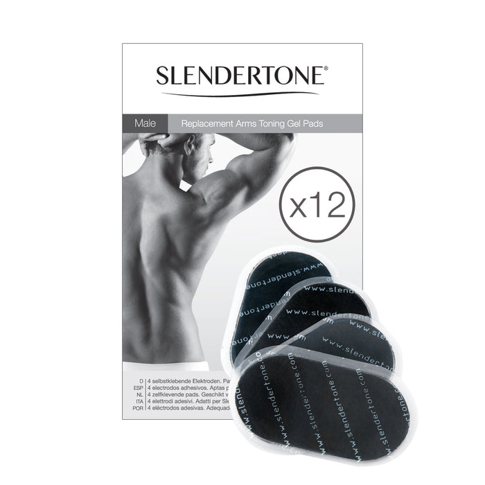 Arms Toner Men Gel Pads - 1 to 12 packs